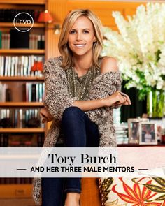 """Women have to embrace ambition if they want to. I had a lot of trouble taking compliments in the beginning, and it's really important for women to embrace their title."" - Tory Burch"
