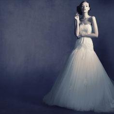 Fashion Lookbook: Lusan Mandongus 2012 Wedding Gown