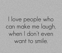 laugh out loud.