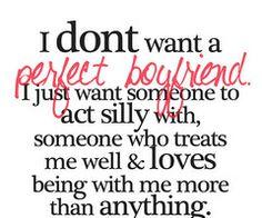 Perfect Boyfriend....
