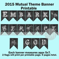 Embark in the Service of God 2015 Mutual by MemoriesinMoments