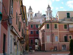 Laigueglia, Italy