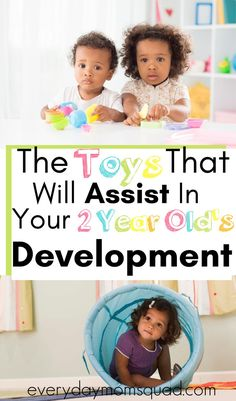 These are the best toys for 2 year olds. These toys both fun and educational to enhance their developmental skills, problem-solving skills, and motor skills