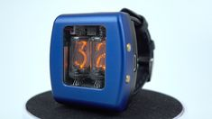 2016 Nixie Tube Wristwatch from Cathode Corner