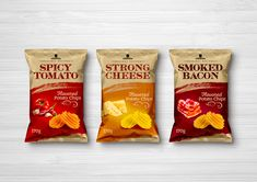 Farmfood Potato Chips on Behance