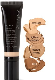 Get easy complexion correction with a formula that acts like makeup and is formulated like skin care. Delivers 8 benefits in 1 step