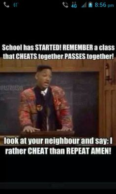 Will Smith speaks the truth