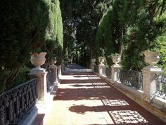 jardines de Monforte. Valencia http://www.viajesenfamilia.it/