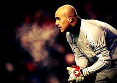 Pepe Reina- VERY sad to say he's going on a season long loan to Napoli because of Simon Mignolet.