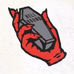 Pin design for @deathdealersco coming soon! #design #staybold #deathdealersco