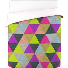Geometrics Duvet Cover Queen now featured on Fab.