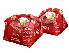 Ed ecco il nostro damerino classico per scaldare la vostra tavola! A sweet classic Panettone to warm up your table!