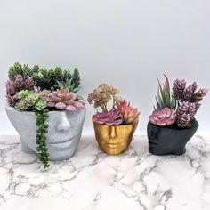 Hand Planters, Flower Planters, Ceramic Planters, Hanging Planters, Flower Pots, Planter Pots, Succulent Planters, Clay Planter, Air Plants