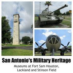 San Antonio's Military Heritage: Museums at Fort Sam Houston, Lackland, and Stinson Field | Alamo City Moms Blog