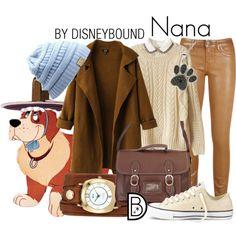 Nana by leslieakay on Polyvore featuring mode, Chicnova Fashion, Converse, La Mer, DB Designs and Nana'