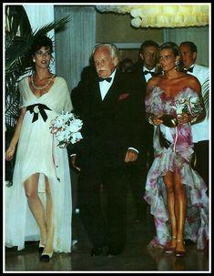 Andrea Casiraghi, Charlotte Casiraghi, Grace Kelly, Beatrice Borromeo, Prince Rainier, Stephanie Grimaldi, Albert Von Monaco, Prince Of Monaco, Monaco Royal Family