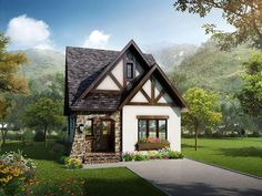 Plan #: 3 - HPP-24628 | House Plans Plus