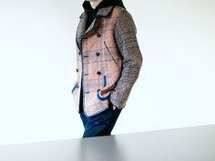 08サーカス 2015-16年秋冬メンズコレクション - 伝統とモダンが融合したハイブリッドなウェア   ニュース - ファッションプレス