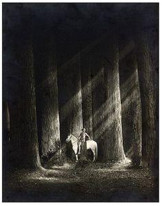 Film still, Die Nibelungen, 1923 (Dir. Fritz Lang)