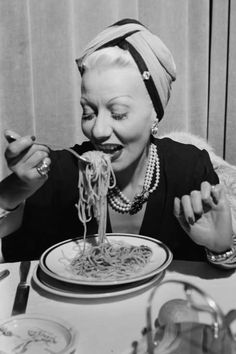 We don't just love pasta, we REALLY LOVE pasta. Check out this advice from empowering Italian women who love pasta as much as we do. #advice #Italian