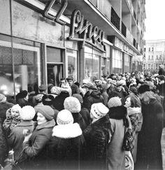 Ładniej? PRL w przestrzeni miasta Poland, Street View, Culture, History, Retro, City, Tin Cans, Fotografia, Historia