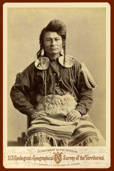 Tonto Apache, New Mexico.