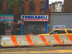Where P-Funk goes when they have the munchies.