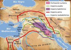 Mesopotamia - Geografía e Historia 1.º ESO DIGITAL