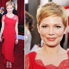 Michelle Williams --- this is my natural (add lots of sun) color