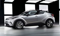 Toyota C-HR is the ultimate in style!