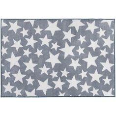 Buy Kit For Kids Star Baby Rug, Grey Online at johnlewis.com #KidsRugs