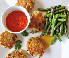 Fish Cakes for the Slow Carb Diet