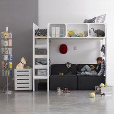 AM.PM - Lit mezzanine Duplex   La Redoute