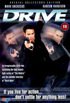 Drive (1997) - Click Photo to Watch Full Movie Online   Cast: Mark Dacascos, Kadeem Hardison, John Pyper-Ferguson, Brittany Murphy, Tracey Walter