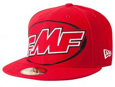 FMF RACING x NEW ERA「Overdrive」59Fifty Fitted Baseball Cap