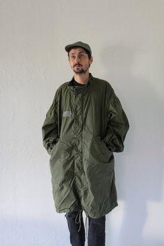nike air force one low blanche - Engineered Garments bull denim HIghland Parka | Garb | Pinterest ...