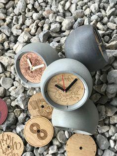 Beton clock #beton #concrete #sea #river #concretedesign #art #time #industrial #loft