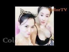 Sốc   em gái 98 và 2k ngực khủng chửi hội vú lép