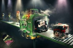 ILLUSTRATION CGI 3D