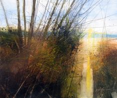 Paul Fowler | Contemporary Landscape Artist.