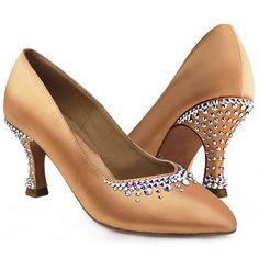 BeSparkle Crystallized Design PT513 | Dancesport Fashion @ DanceShopper.com