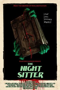 'One thief. Two kids. Three witches. No mercy.' The Night Sitter is a 2018 American comedy horror film written and directed by Abiel Bruhn and John Rocco. The Roller Disco Massacre prod…