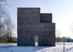 Museum Insel Hombroich; Erwin Heerich : GER