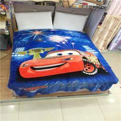 Light Weight Disney Coral Fleece Blanket for Boys, Girls, Kids or Children