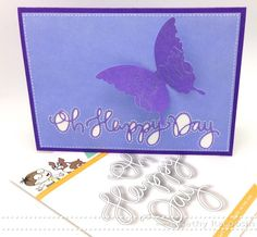 Created using Simon Says Stamp Exclusive Dies.  2013