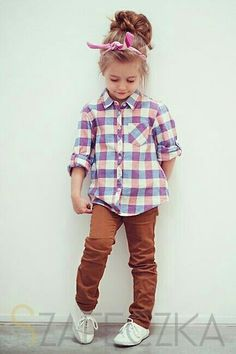 If I ever have a little girl I would totally dress her just like this!