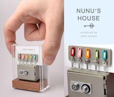 Miniature Security Box.