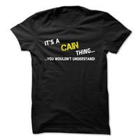 Its a CAIN thing... you wouldnt understand!