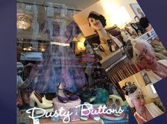 Dusty Buttons -- THE BEST Vintage & New Retro Remixed Clothes    441 East 9th St  New York, NY 10009  dustybuttons.blogspot.com  dusty@dustybuttons.com  facebook:  dustybuttonsnyc    212-673-4039