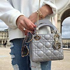Door 'Lady Dior'